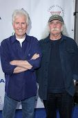 Graham Nash, David Crosby at the Light Up The Blues Concert Benefiting Autism Speaks, Club Nokia, Lo