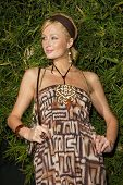 LOS ANGELES - APRIL 24: Paris Hilton at the Brandon Davis and Replay celebrate store opening and the