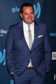 Ross Mathews at the 24th Annual GLAAD Media Awards, JW Marriott, Los Angeles, CA 04-20-13