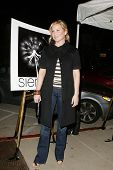 HOLLYWOOD - APRIL 05: Jessica Capshaw at the opening of Sienna Boutique at Sienna on April 05, 2006 in Los Angeles, CA.