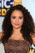 Madison Pettis at the 2013 Radio Disney Music Awards, Nokia Theater, Los Angeles, CA 04-27-13