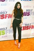 Kylie Jenner at the 2013 Wango Tango concert produced by KIIS-FM, Home Depot Center, Carson, CA 05-1