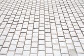 stone block paving floor texture