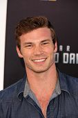 Derek Theler at the