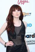 Carly Rae Jepsen at the 2013 Billboard Music Awards Arrivals, MGM Grand, Las Vegas, NV 05-19-13