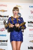 Taylor Swift at the 2013 Billboard Music Awards Press Room, MGM Grand, Las Vegas, NV 05-19-13