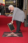 Olympia Dukakis at the Olympia Dukakis Star on the Hollywood Walk of Fame Ceremony, Hollywood, CA 05-24-13