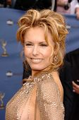 HOLLYWOOD - APRIL 28: Tracey E. Bregman at The 33rd Annual Daytime Emmy Awards at Kodak Theatre on A