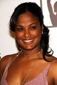 BEVERLY HILLS - APRIL 20: Laila Ali at the inaugural The Billies presented by The Women's Sports Fou