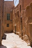 Narrow Street In Medina