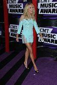 Carrie Underwood at the 2013 CMT Music Awards, Bridgestone Arena, Nashville, TN 06-05-13