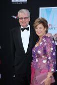 Sir Howard Stringer and Jennifer Stringer at the AFI Life Achievement Award