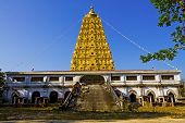 Golden Pagoda Bodh Gaya