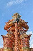 Giant Statue Thai Style.