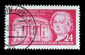 German Democratic Republic 1953
