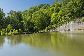 Dam Lake Versailles