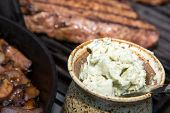 Blue Cheese Steak Butter