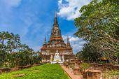 Pagoda Temple - Ayuttaya