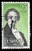 Jose De Espronceda, Famous Romantic Spanish Poet