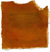 Brown Paint Background