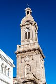 Cathedral Spire In La Serena