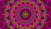 Creative Background. Kaleidoscope.  A Wonderful Harmony Of Colors. A-00676.
