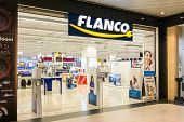Flanco Store Entrance