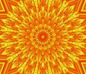 Creative Background. Kaleidoscope.  A Wonderful Harmony Of Colors. A-0083.