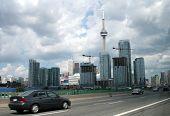 Toronto von der Gardiner