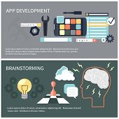 App development and brainstorming