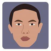 Man Face 5
