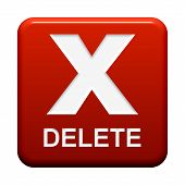Button: Delete