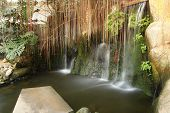 The Waterfall Landscape