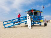 Portraits Of Hope Lifeguard Tower