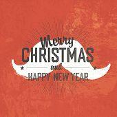Christmas Vintage Poster