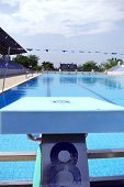 Olympic Swimming And Diving Pool