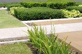 Condominium Landscape Garden Design