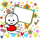 Banner e vector_design _ garoto encantador