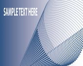 Abstract background Corporate business  style Blue VECTOR (See Jpeg Also In My Portfolio)