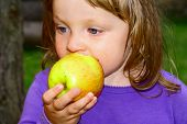 Girl Apple