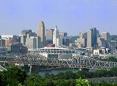 Downtown Cincinnati, Ohio