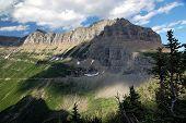 Glacier National Park Mountains, Montana