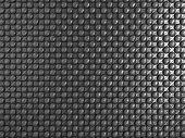 Pimply Carbon Fibre Texture