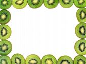 Kiwi Obst frame