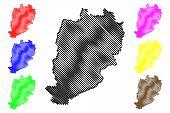 Beni Mellal-khenifra Region (administrative Divisions Of Morocco, Kingdom Of Morocco, Regions Of Mor poster