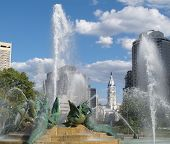Philadelphia Fountain View