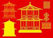 vector China house