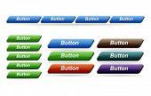 Colored web menu