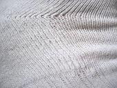 Sock Close-up