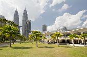 Masjid Asy-syakirin Mosque In Kuala Lumpur